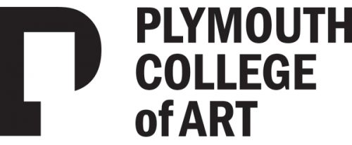 Plymouth College of Art logo