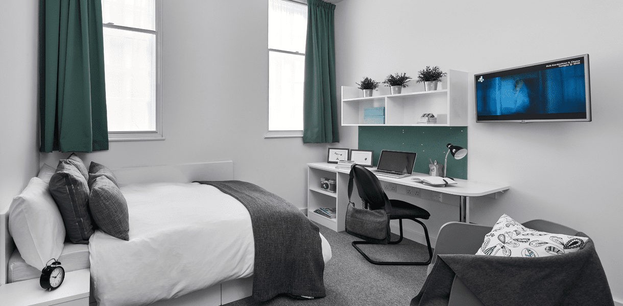 Host The Glassworks - Student Accommodation in Leicester Standard Plus Studio