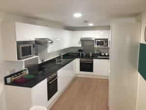 vincent place show flat kitchen