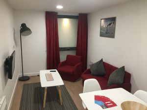 vincent place show flat lounge