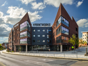 summer accommodation at The Printworks Exeter UK