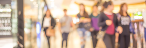 Blur-Image-People-In-Shopping-Center
