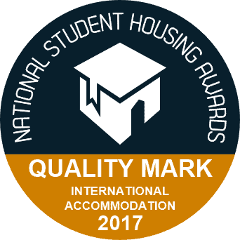 Quality mark - International Accomodation 2017
