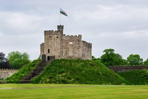 Cardiff-Watch-Tower-Of-Cardiff-Castle