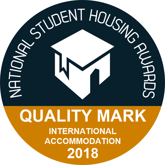 Quality mark - International Accomodation 2018