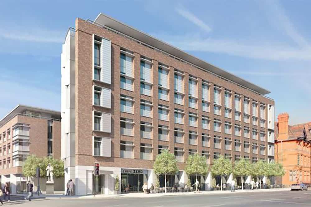 hope street apartments summer accommodation