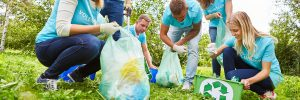 young-people-volunteer-as-garbage-collectors