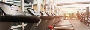 Fitness-Gym-Club-With-Row-Of-Treadmills