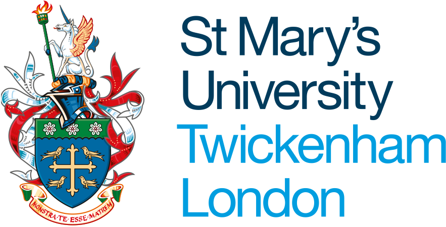 St Mary's University logo