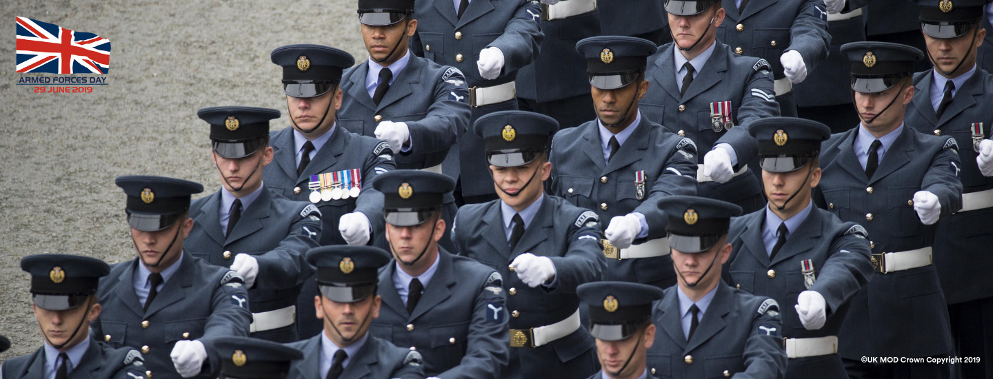 Armed Forces Day RAF