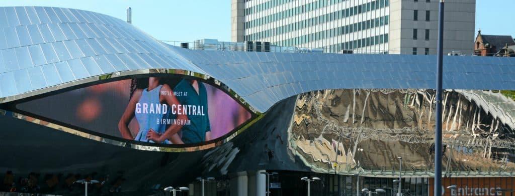 Bullring and Grand Central - Birmingham