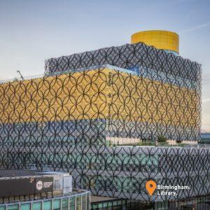 The Library of Birmingham - visit Birmingham