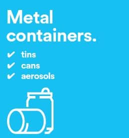 recycling-metal-containers