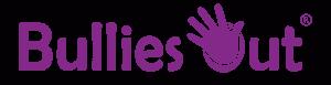 Bullies Out Purple