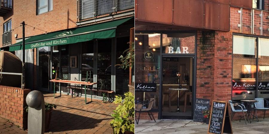 Bars in Kelham Island Sheffield