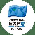 China Education Expo CEE logo in Beijing