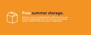 free summer storage in huddersfield
