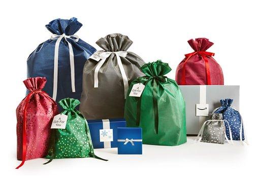 Christmas Reusable bags.