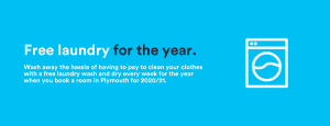Free Laundry 2020_21 - Plymouth