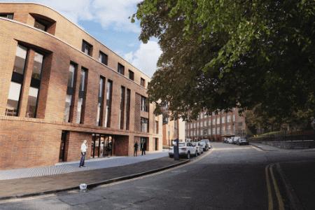 Leicester - 41 Castle Street - External
