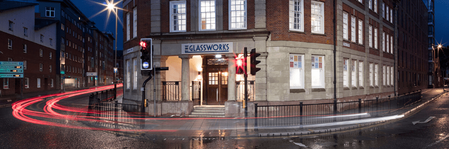 Leicester - The Glassworks
