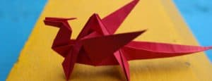 Red-Origami-Paper-Dragon