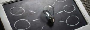 lightbulb-in-middle-of-brainstorm-diagram