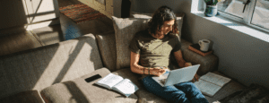Getting back to it – Studying at home - Feature Image