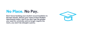 Host Student Aprts - No Place No Pay