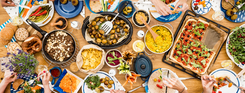National Vegetarian Week -Feast