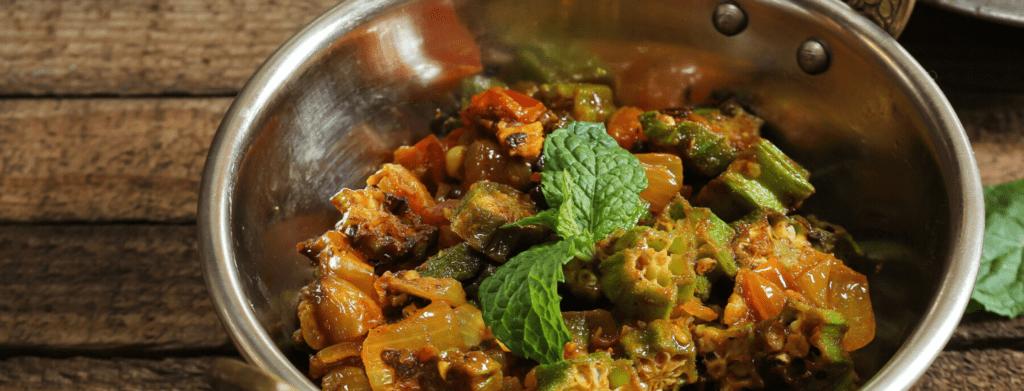 National Vegetarian Week -Veggie Curry