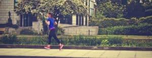 Woman-Running-On-Pavement