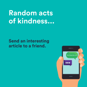 random acts of kindness article