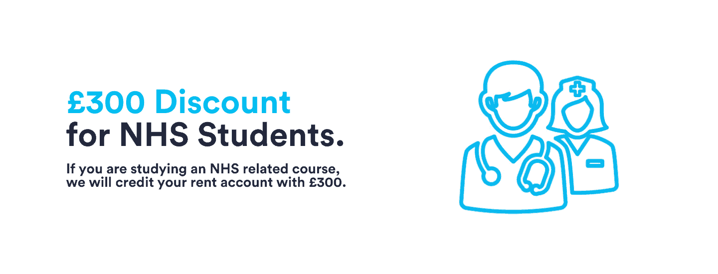 £300 Discount for NHS Students