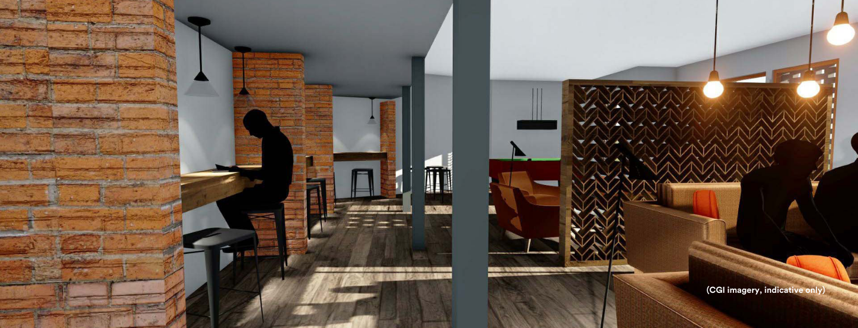 Common Room CGI