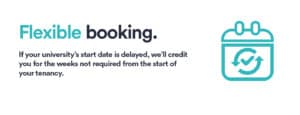 host booking commitments - flexible booking