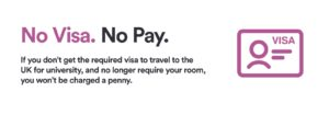 no visa no pay