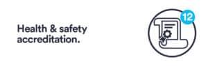 health & safety accreditation