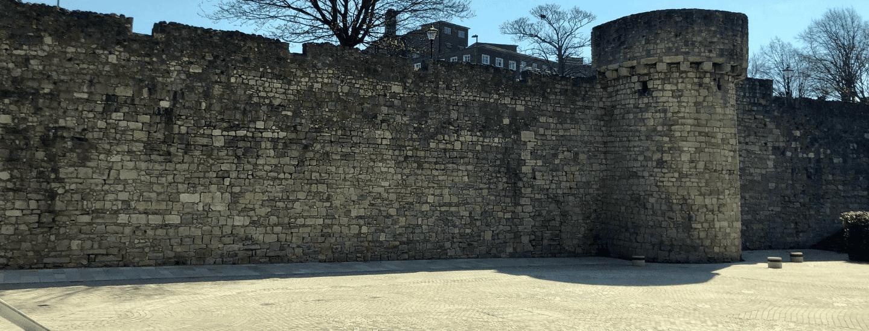Southampton's Walls
