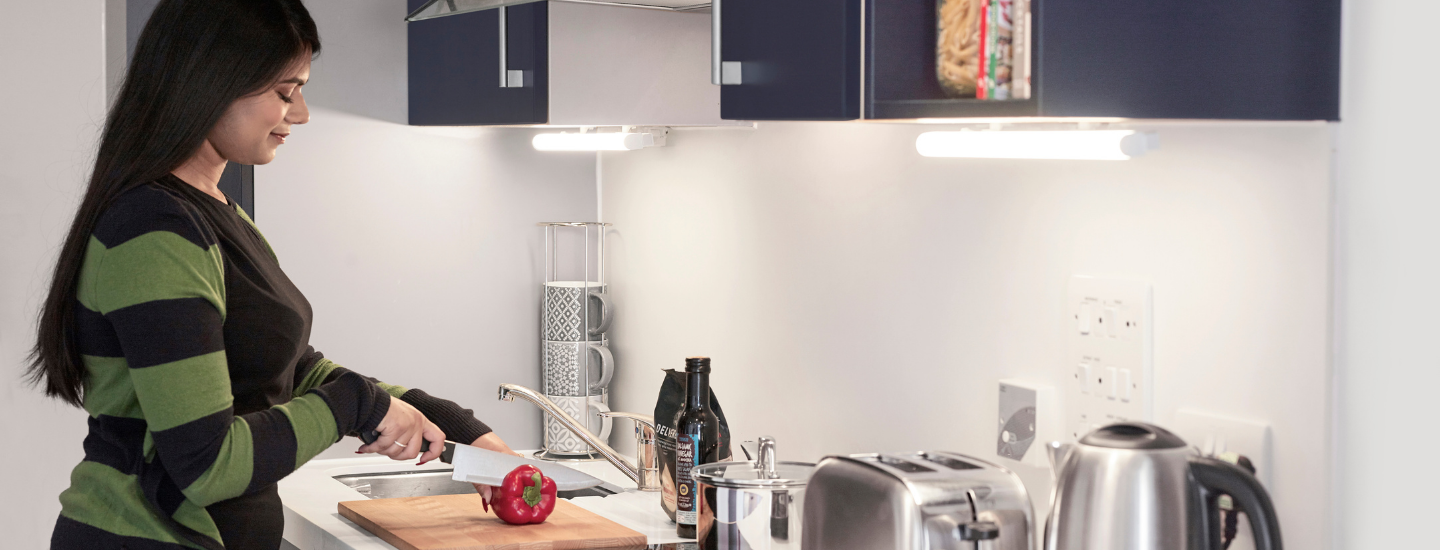 Get Cooking before settling in to uni