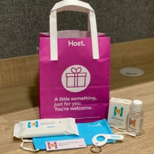 Host Hygiene welcome pack