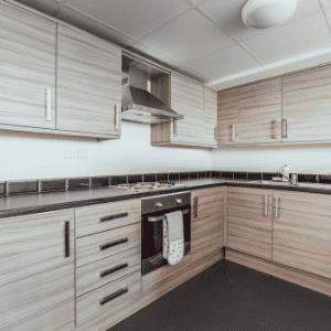 en-suite kitchen