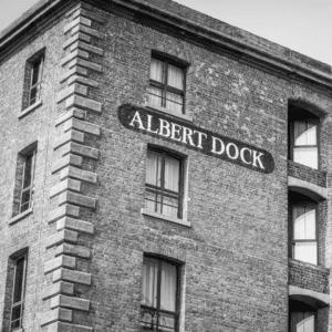 Instagrammable Liverpool Royal Albert Dock