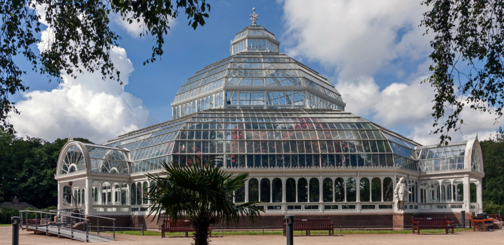 Instagrammable Liverpool The Palm house