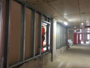 internal building work at southampton crossings