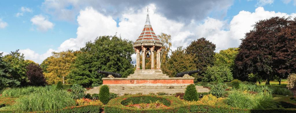 Unusual Nottingham - The Arboretum