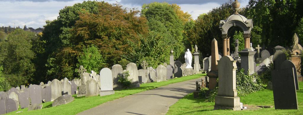 The Church Cemetery - unusual nottingham