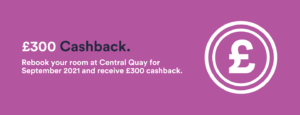 £300 cashback