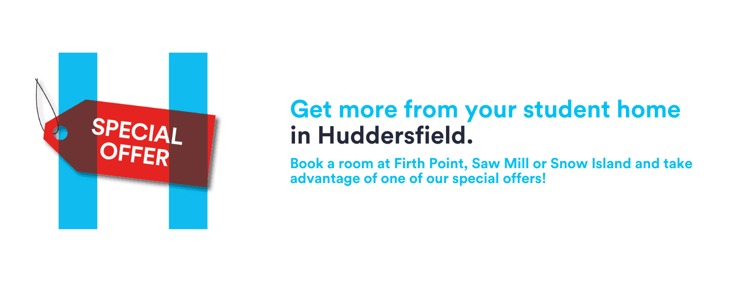 Huddersfield Special Offers Banner