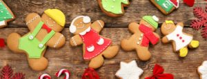 christmas gift of cookies